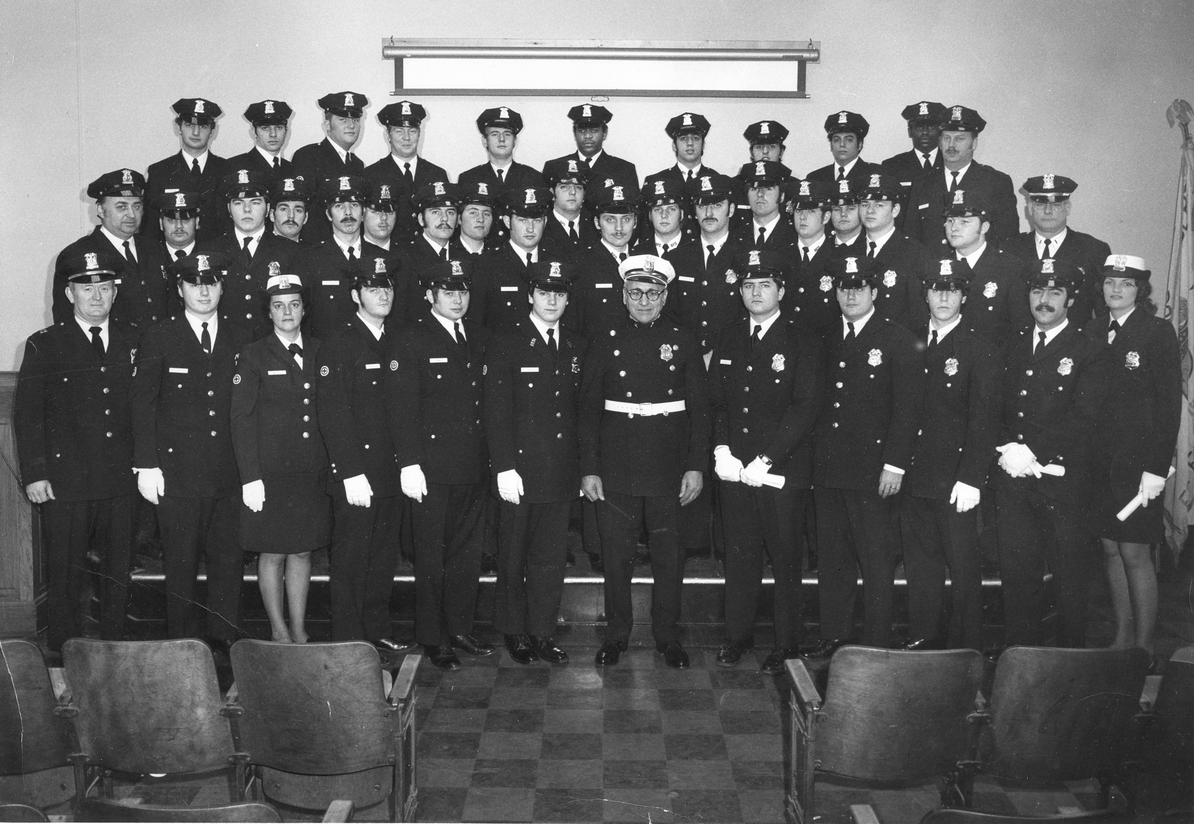 Buffalo Police Then and Now - Police Academy Calss 1983