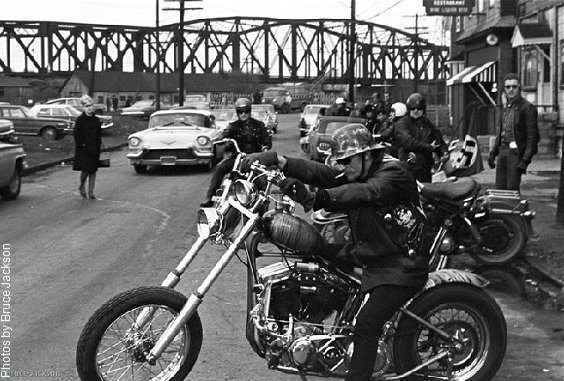 Buffalo Police Then And Now Road Vultures Motorcycle Club